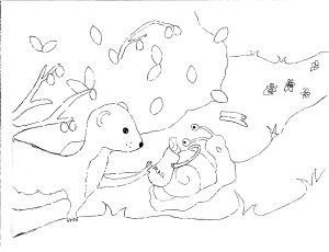 grabbedmr.snailcolorpage
